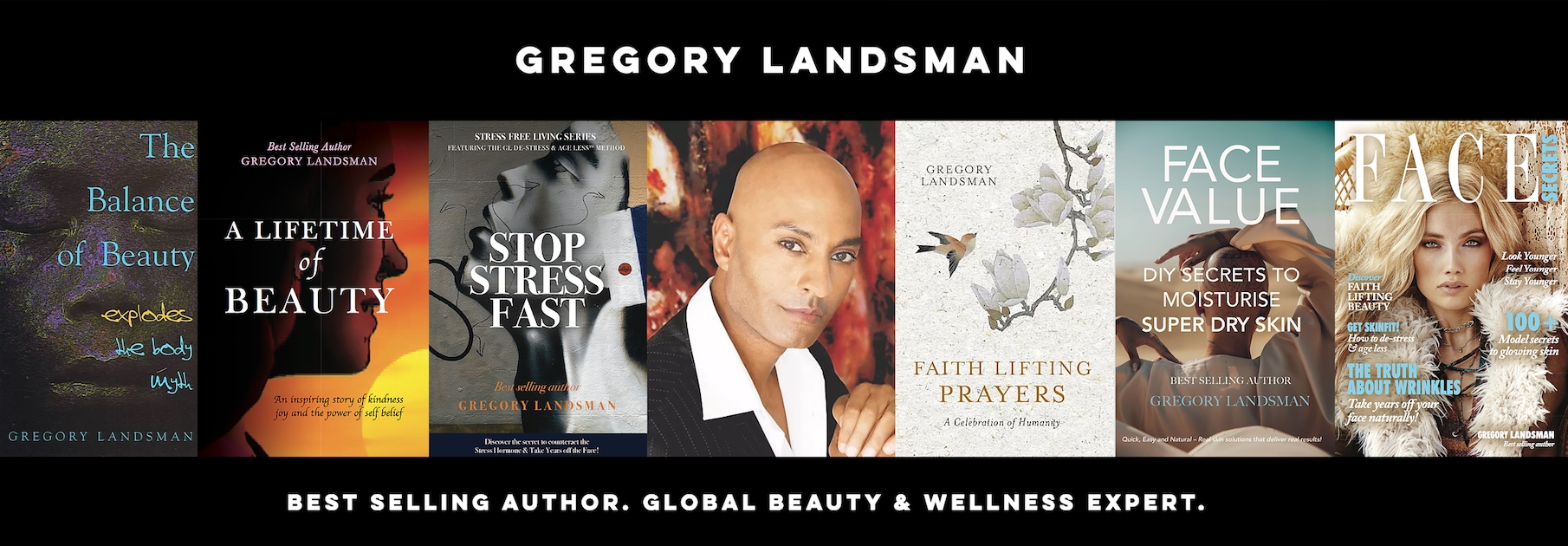 Author Gregory Landsman