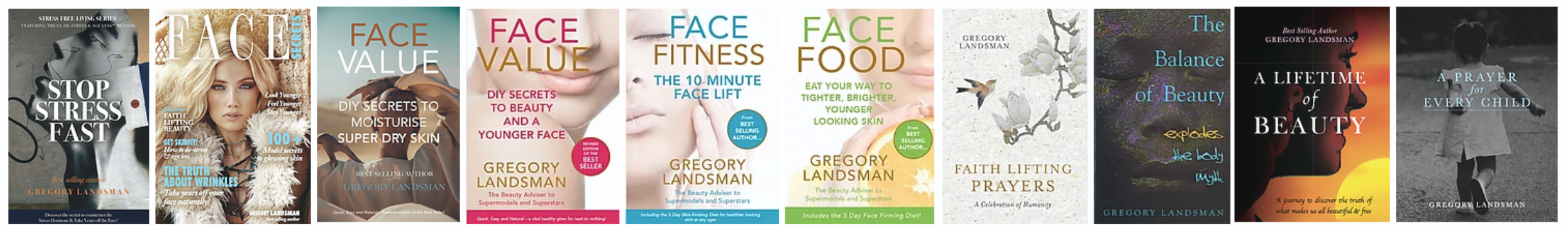 Gregory Landsman Books