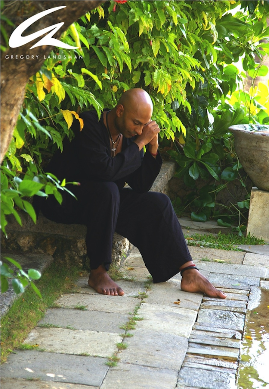 GREGORY LANDSMAN LIVE AUTHENTICALLY PRAYER